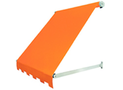 Tende a bracci laterali modello in acciaio inox - Tende per doccia rigide ...